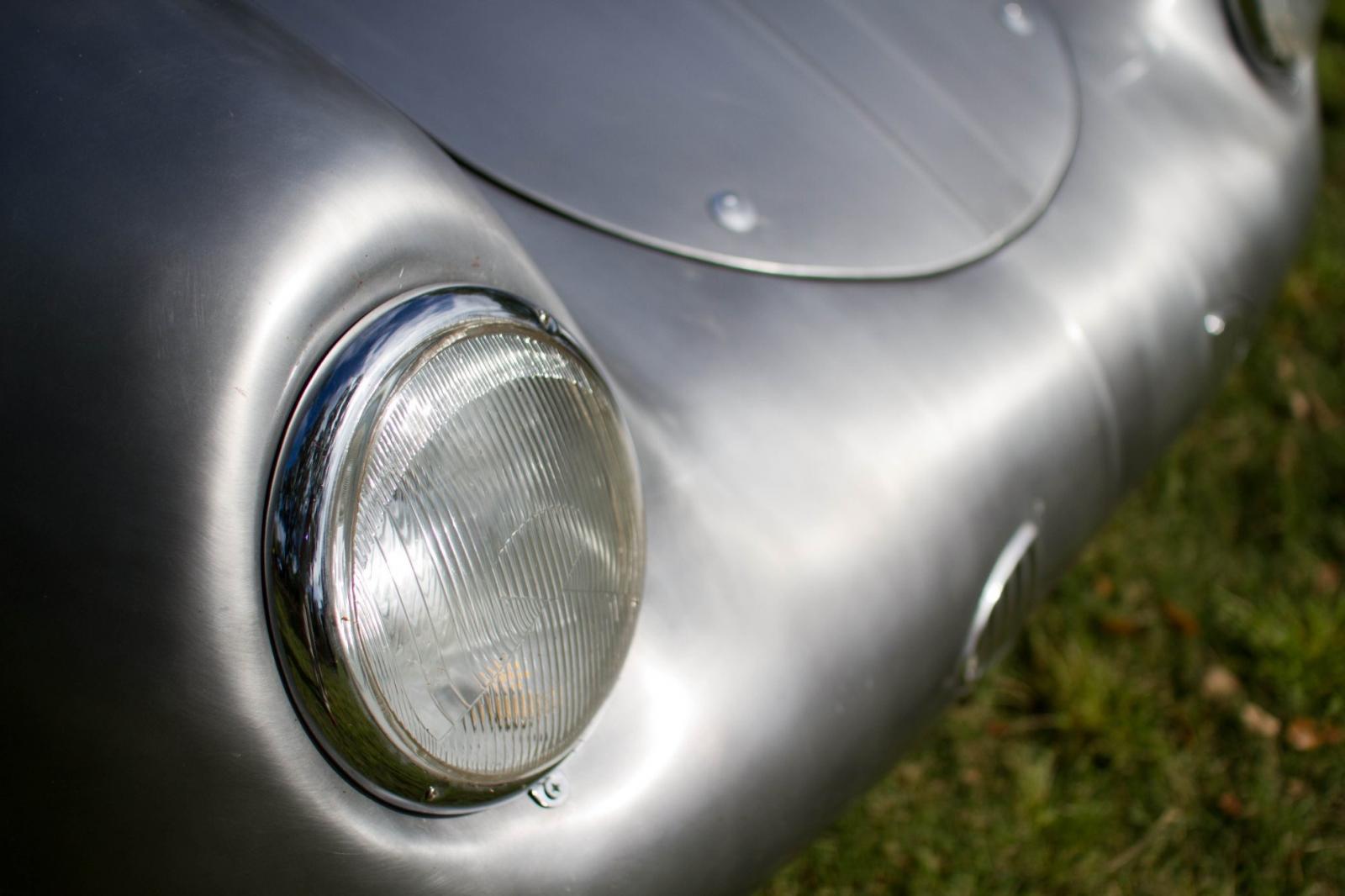 Porsche Type 64 Rome to Berlin