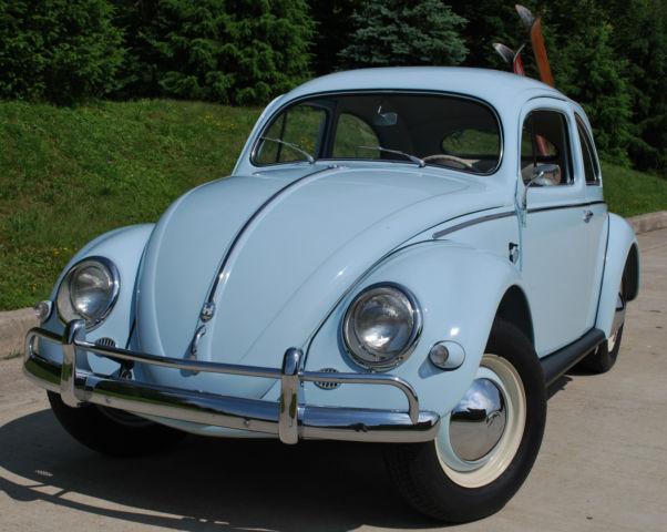 My first VW Bug
