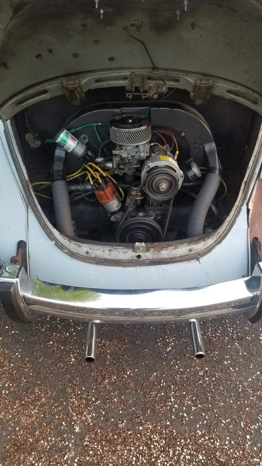 1968 GTB VW BEETLE 1500cc