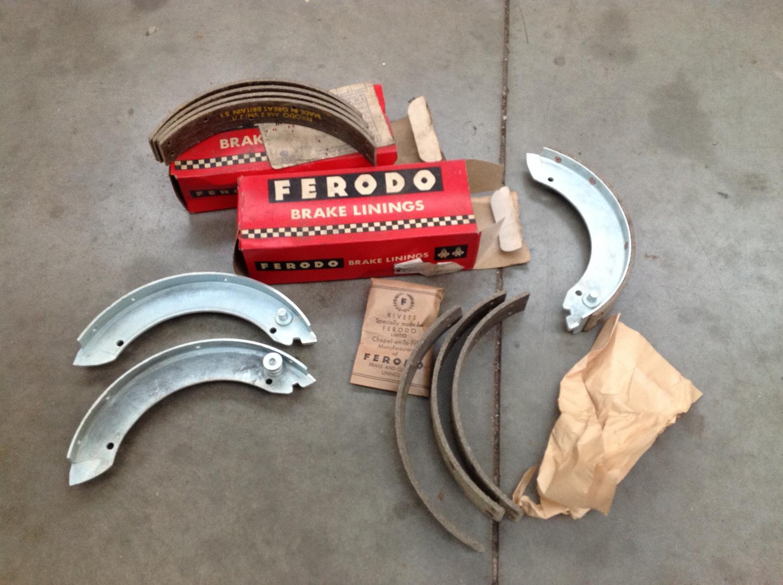 Cable brake 1949 standard