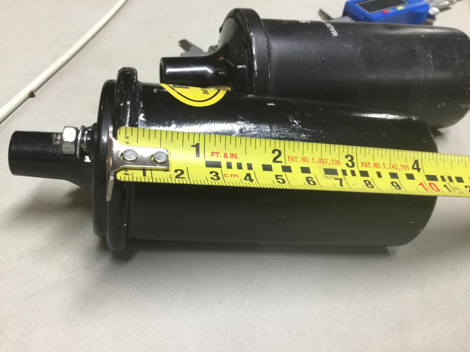 Bosch 6 volt coils