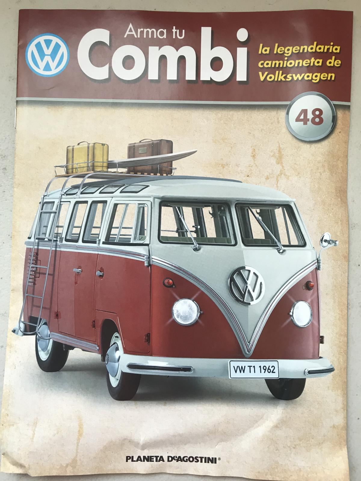 vw bus scale 1/8