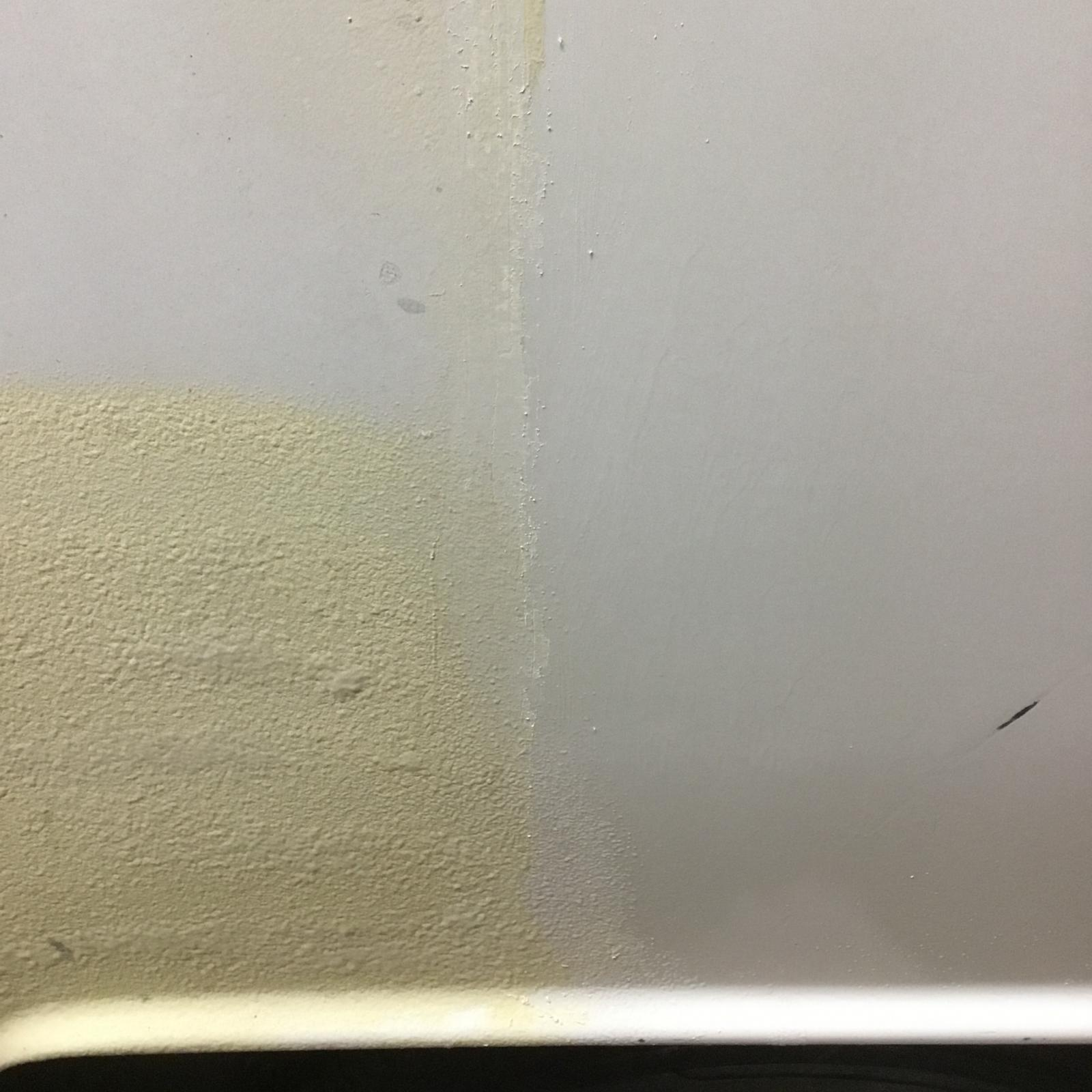 Easy off paint removal