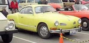 '74 Saturn Yellow Ghia