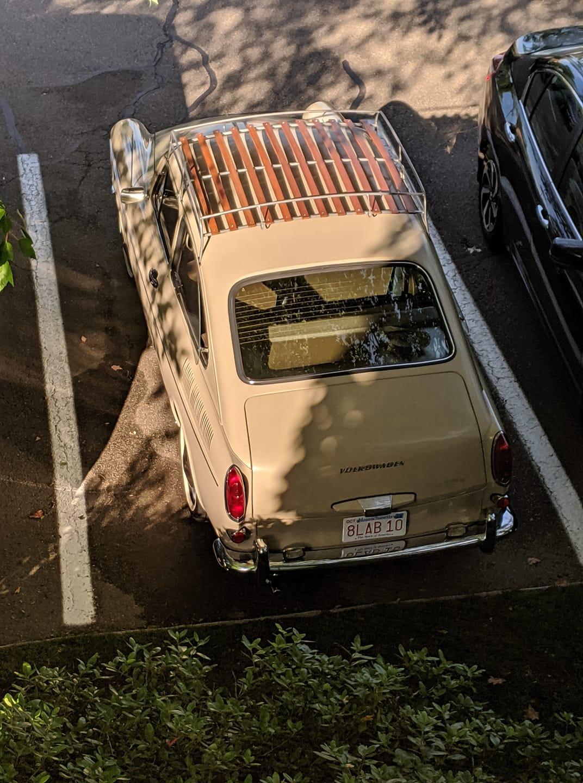 Pedro Fastback rack