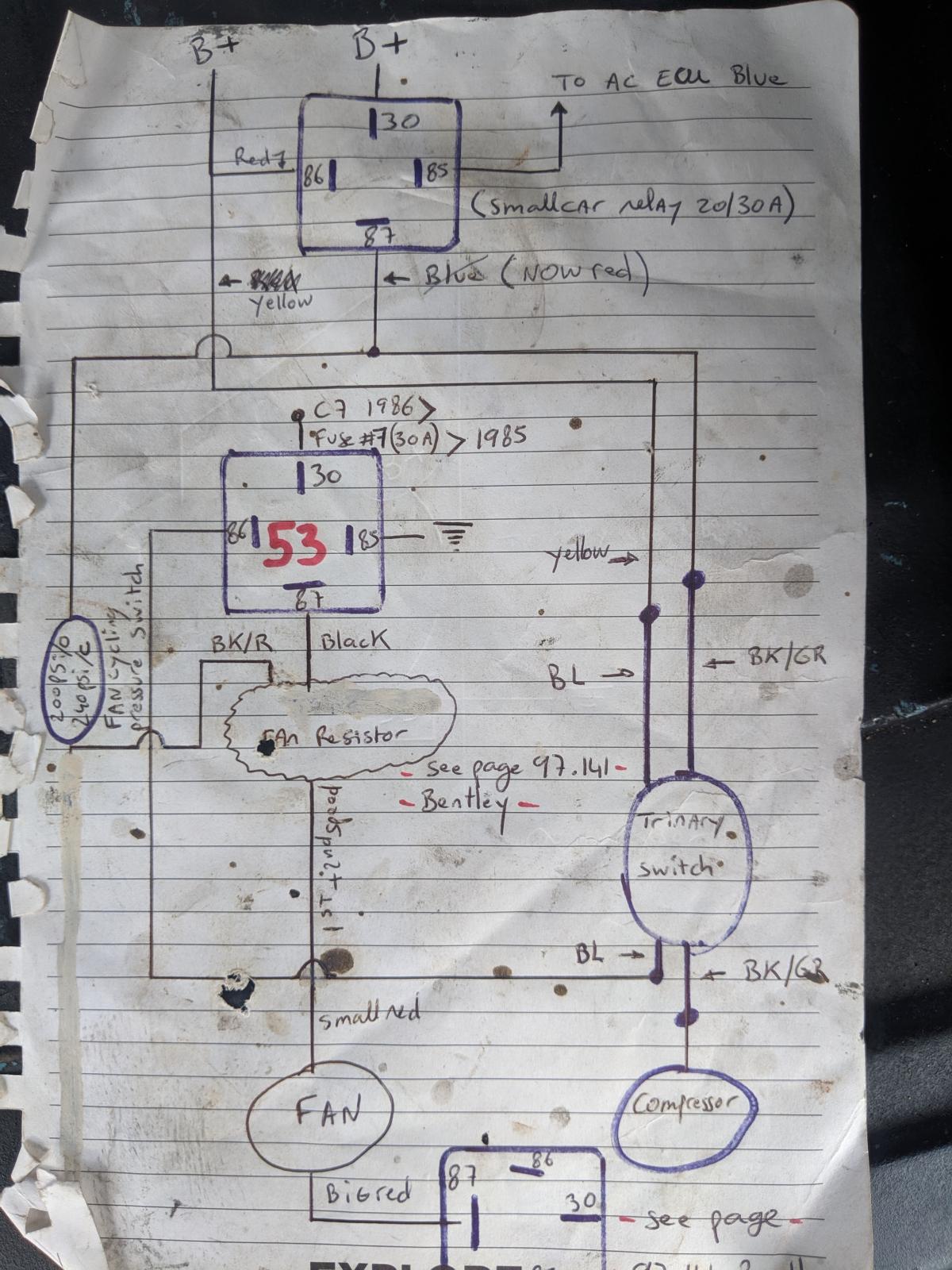 SmallCar AC diagram