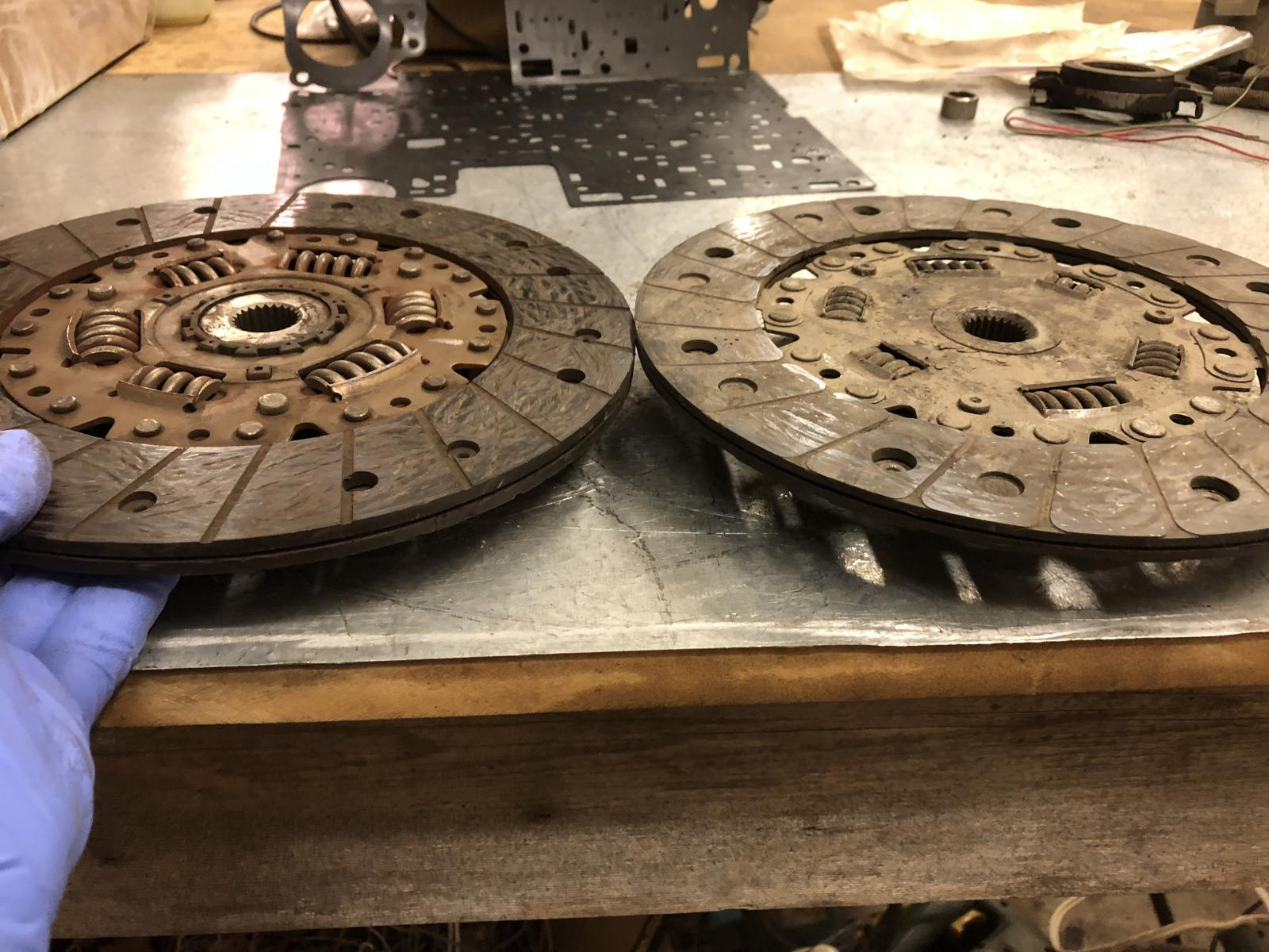 Vanagon clutch differences