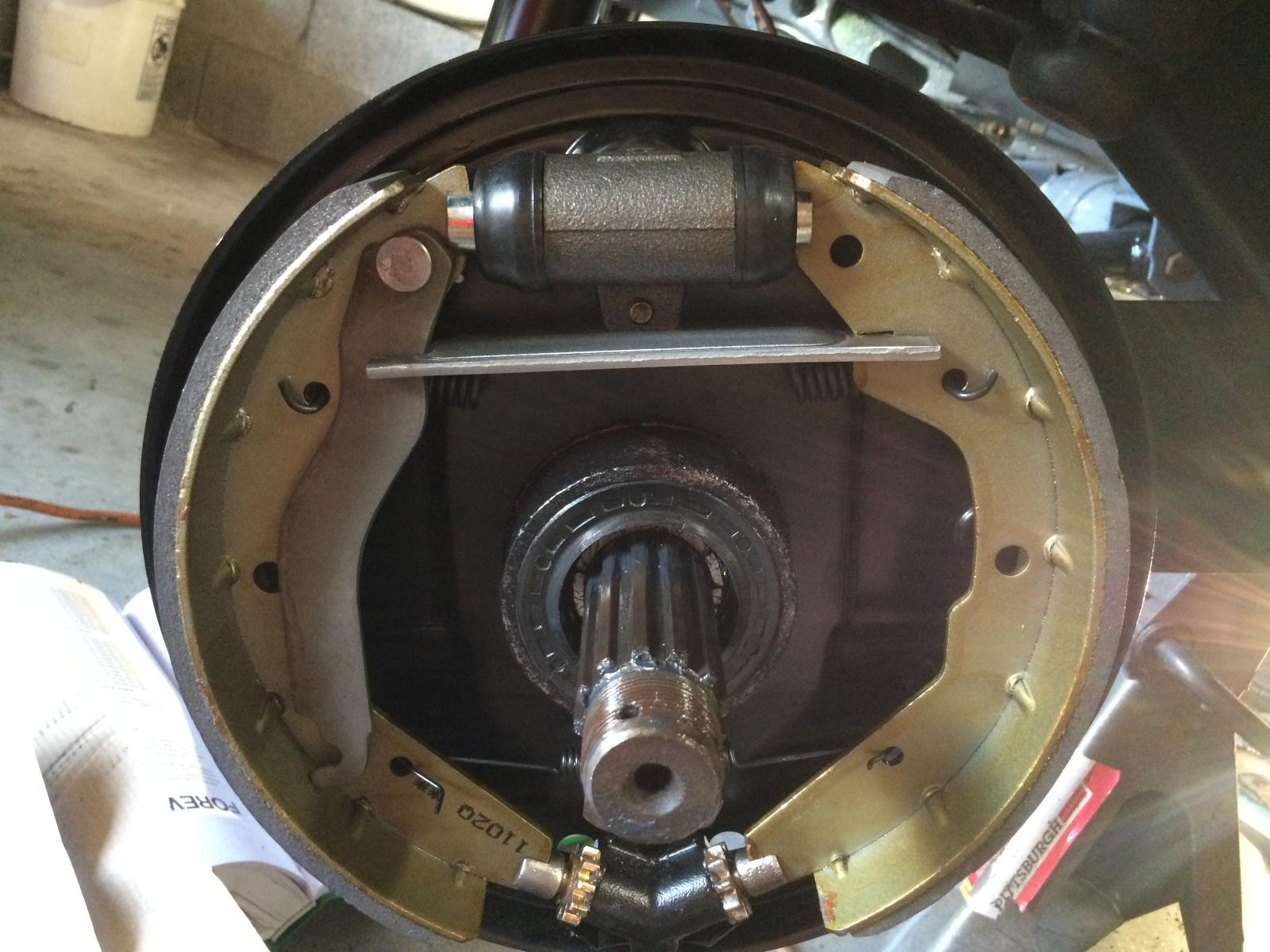 72 brakes