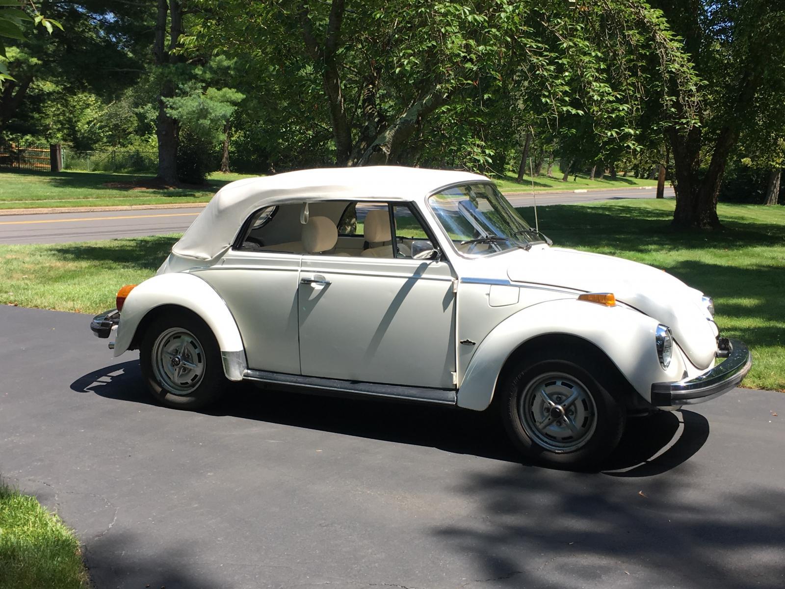 '79 Super Beetle triple white