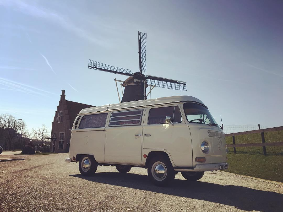 Panelvan t2a westfalia 1968