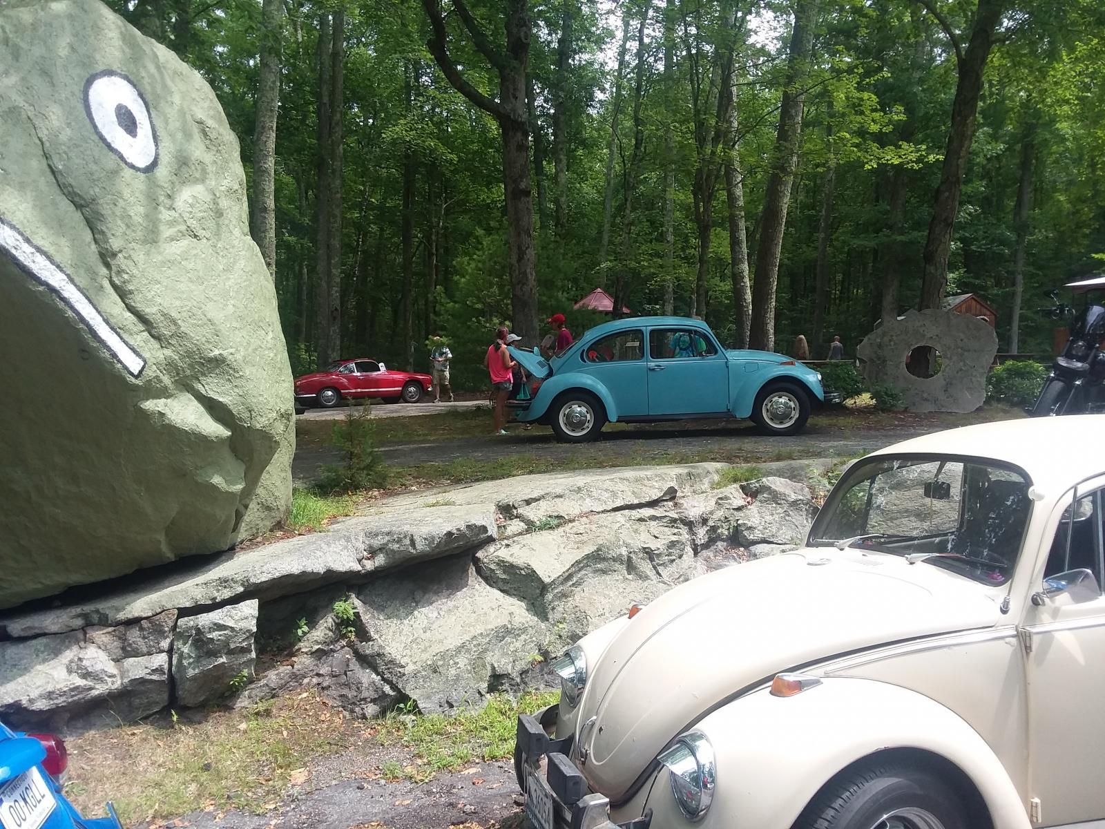 CVA 6th annual Frog Rock gathering