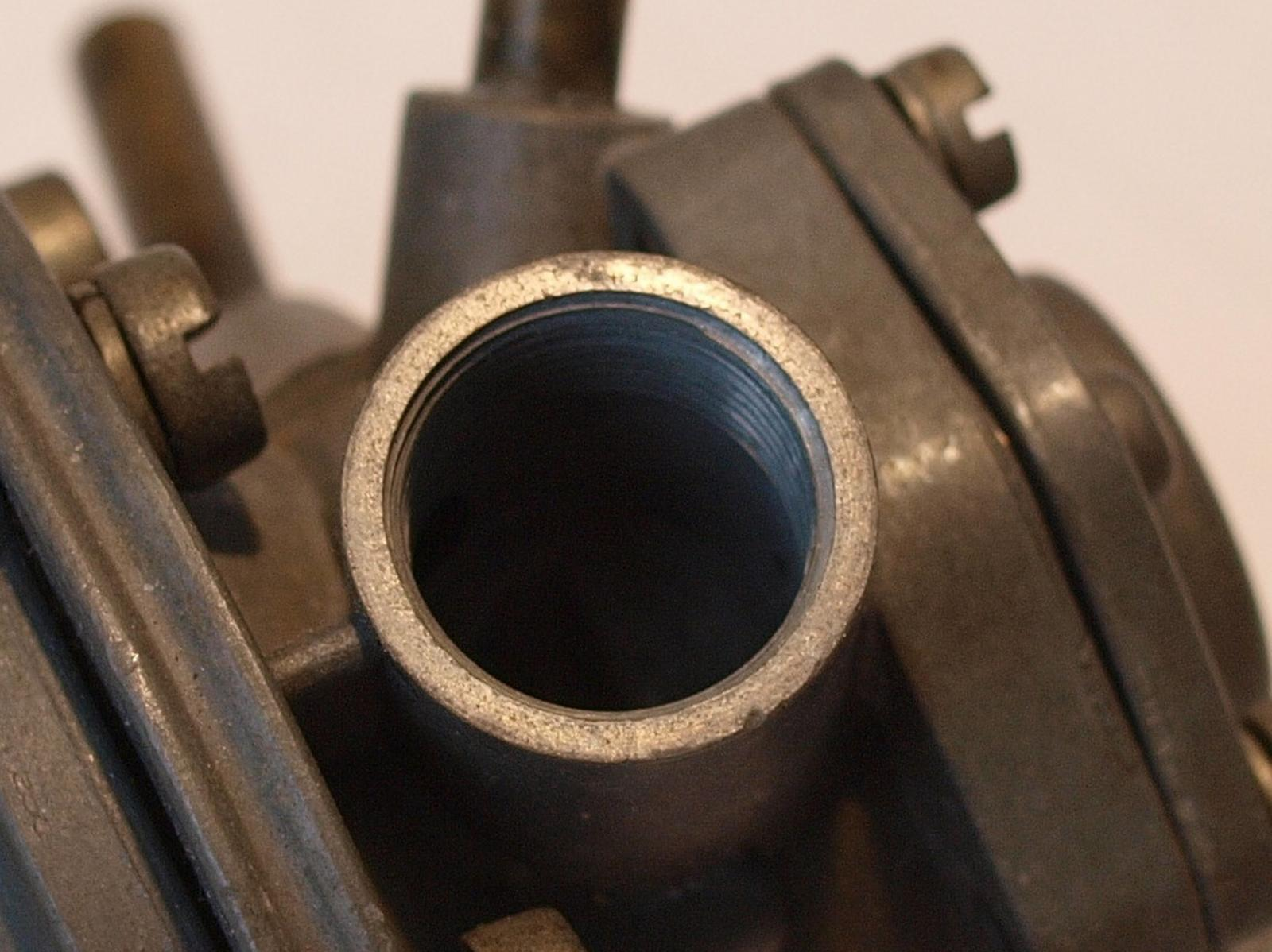Square Top Fuel Pump Leaking