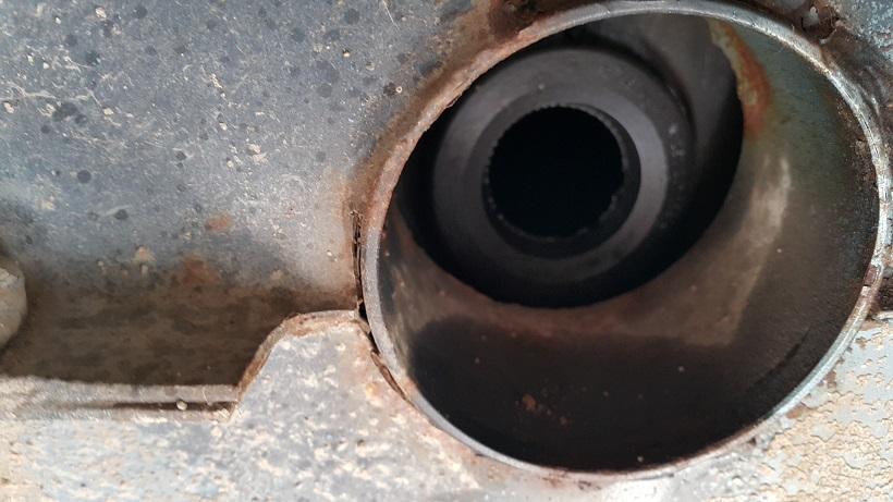 Fuel tank crap