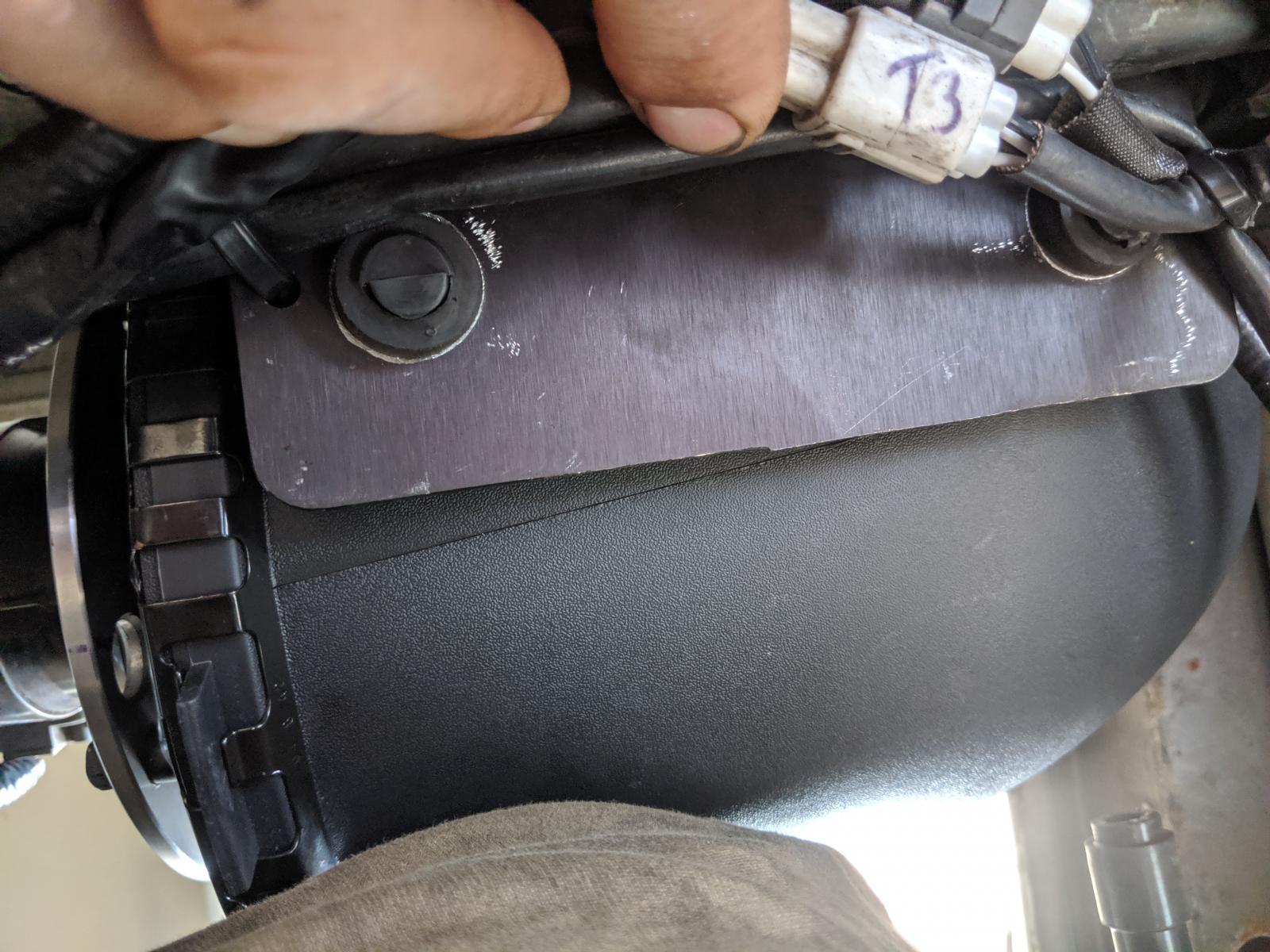 Ford Mustang Air Filter Box 2R3U-9C662-CA