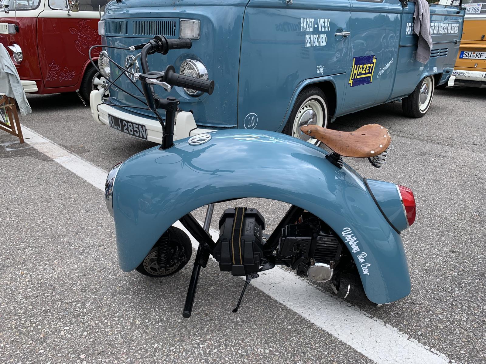 some interesting vw vehicles