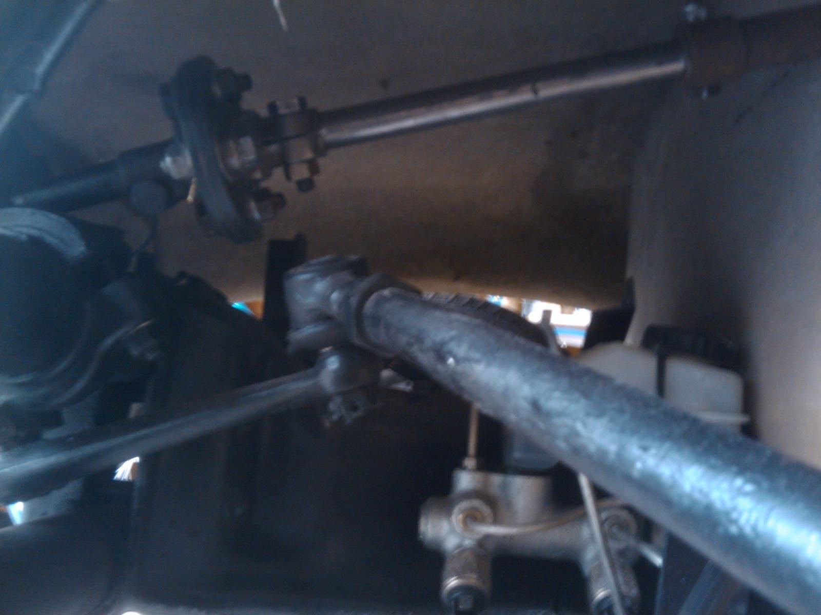 Mini-T steering