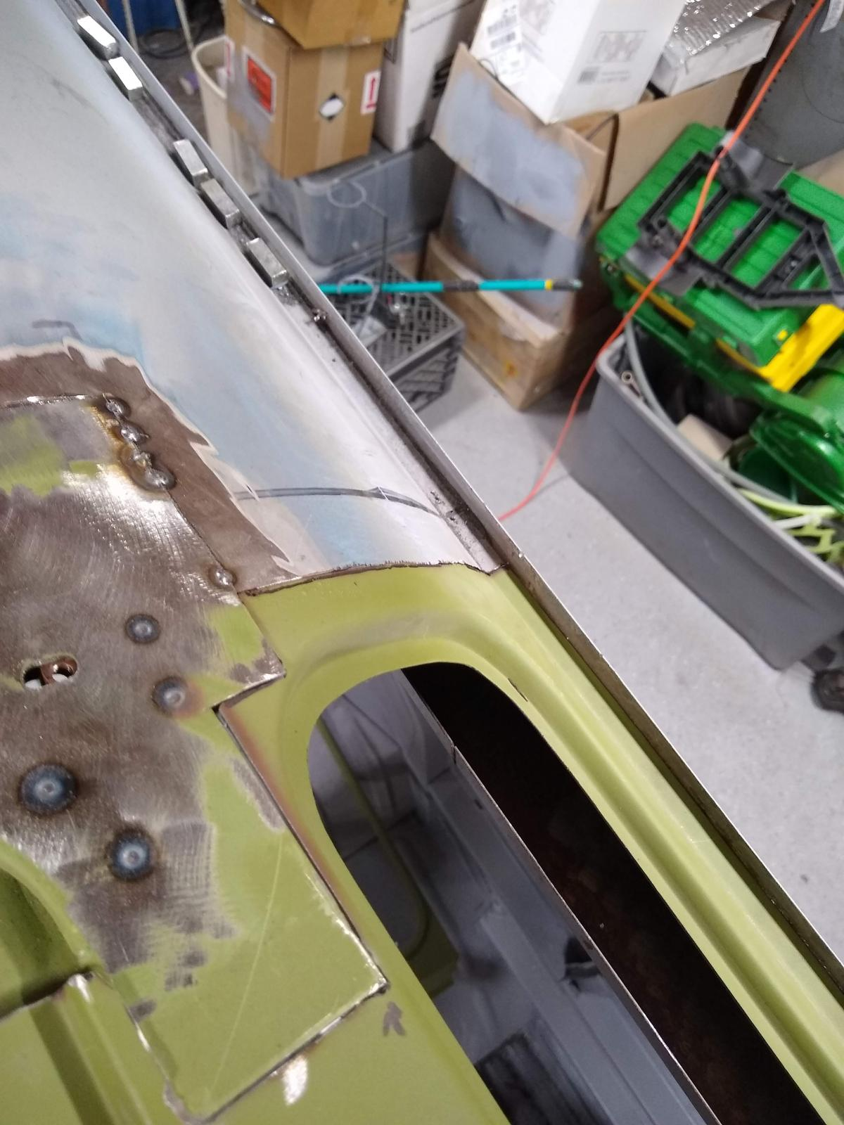 panelvan to deluxe conversion