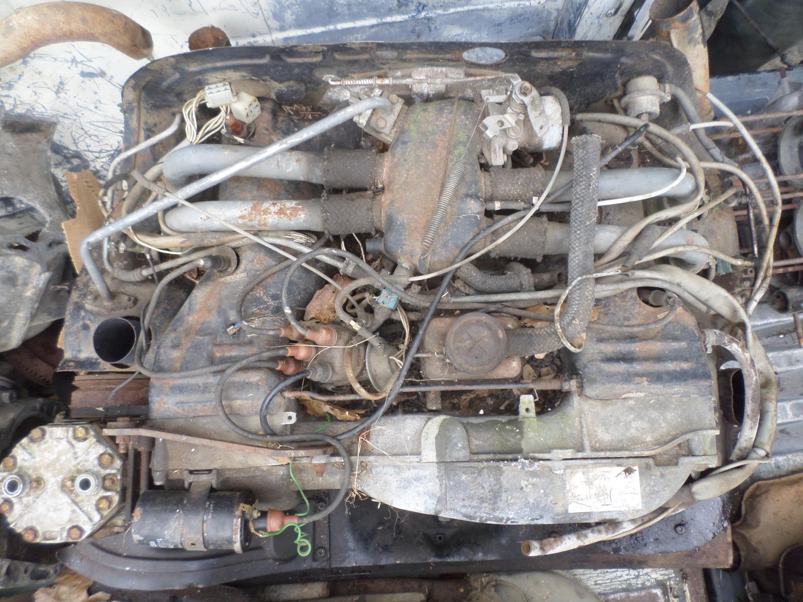 type 4 engine haul