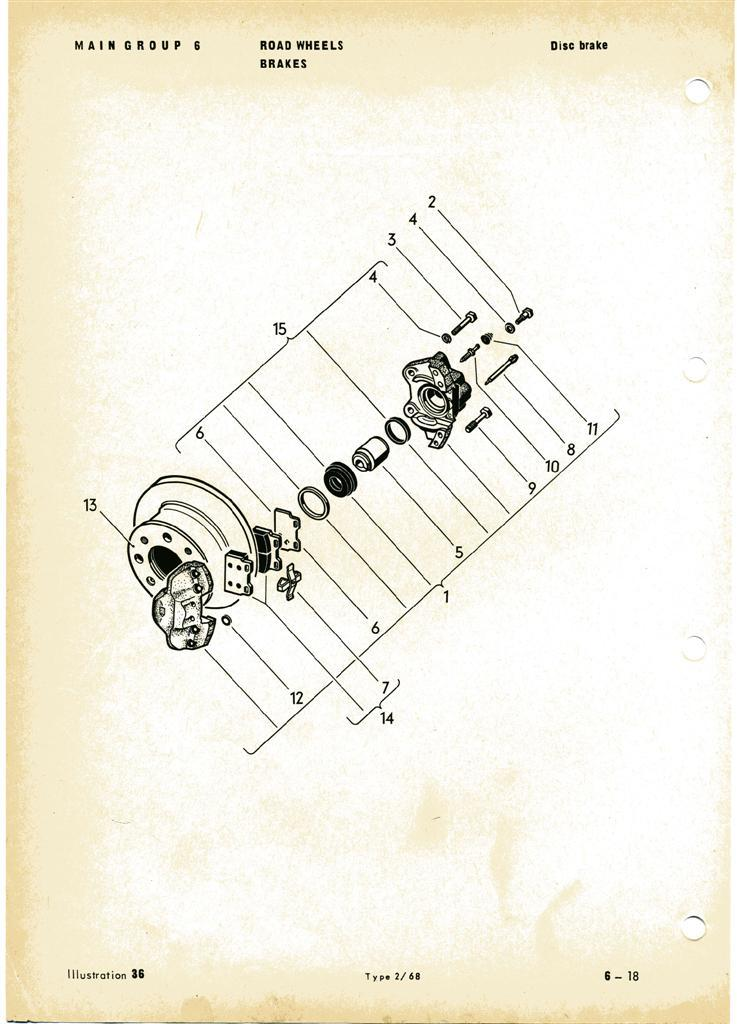 disk brakes