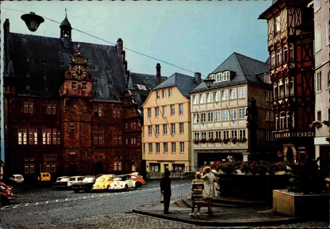 Convertible in Marburg