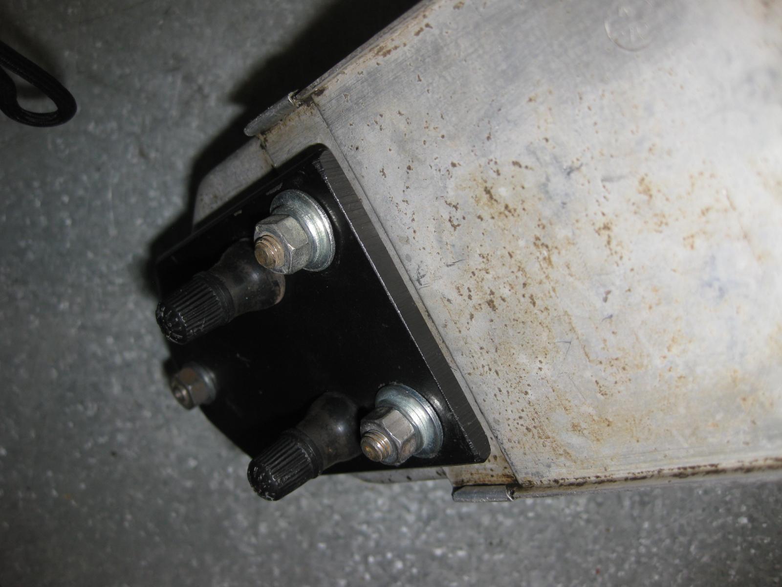 Type 3 Oil Cooler Testing