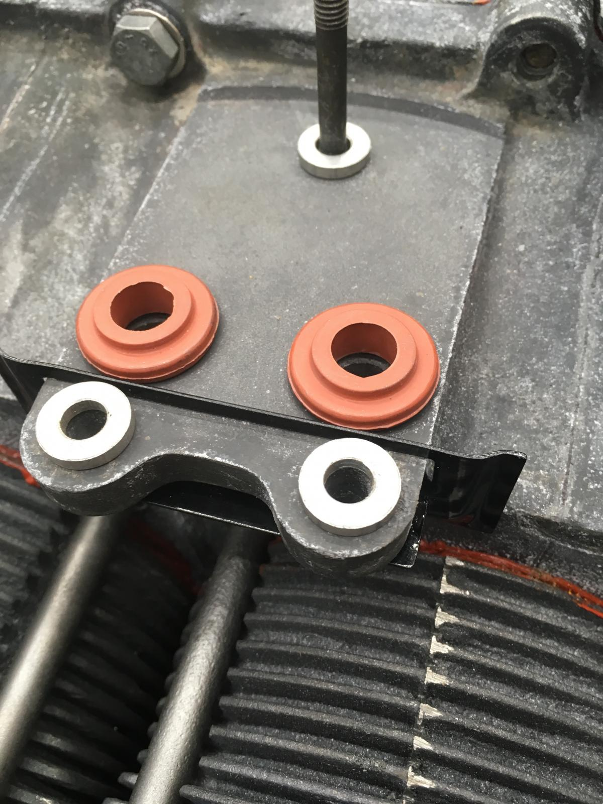 Type 3 Oil Cooler Installation Experiences/Test