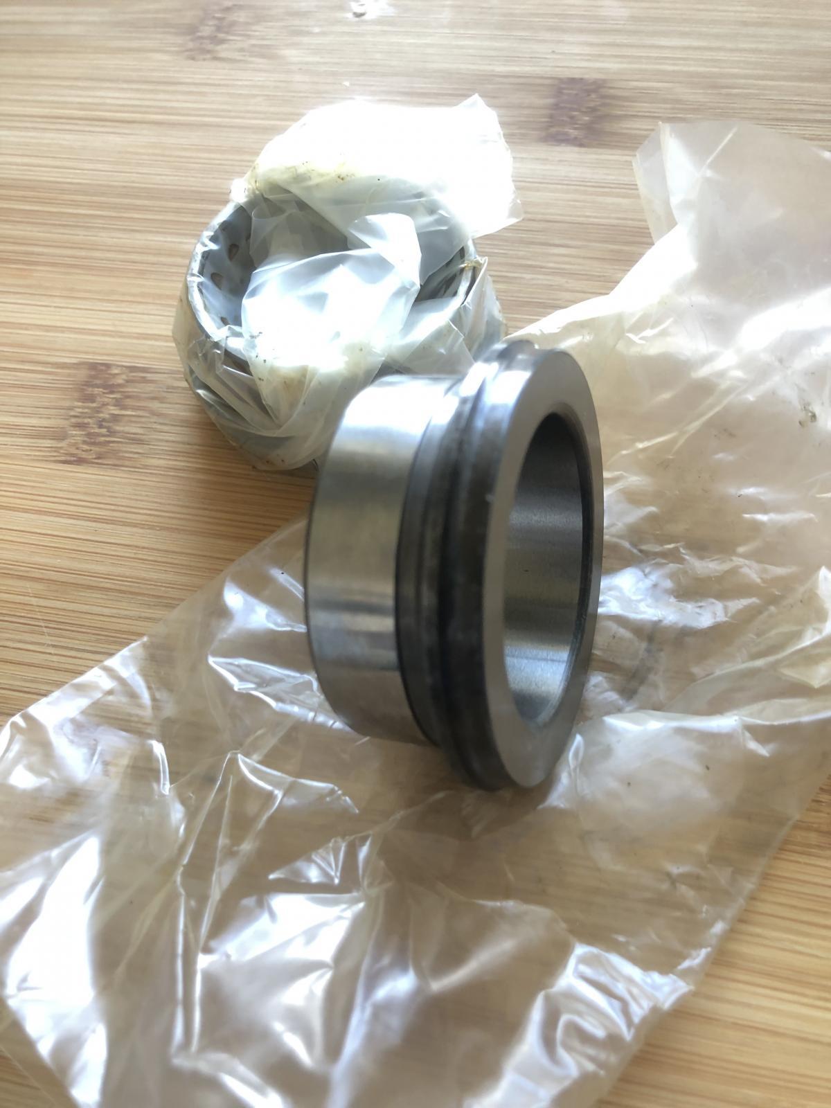 Rear wheel spacer ring