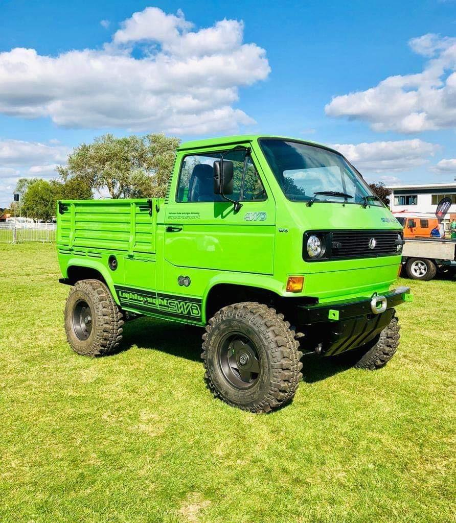 Micheal ghia's lightweight syncro