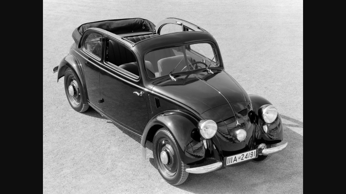 Beetle forerunner