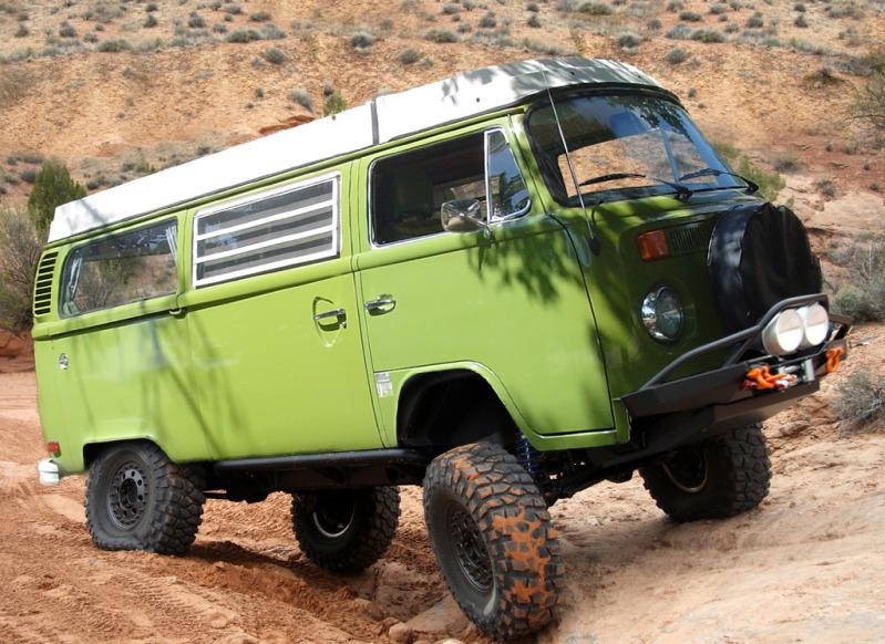 off-road bay busses