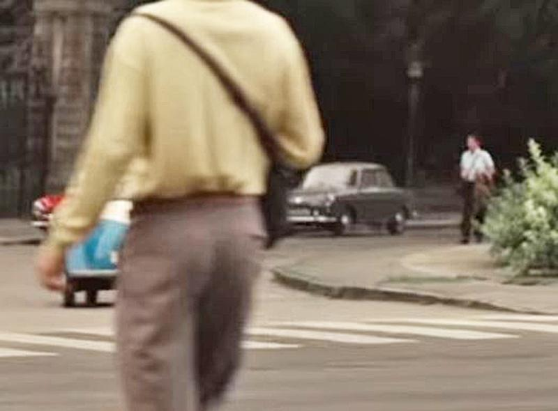 Early T3 Notchback in BMW Isetta video