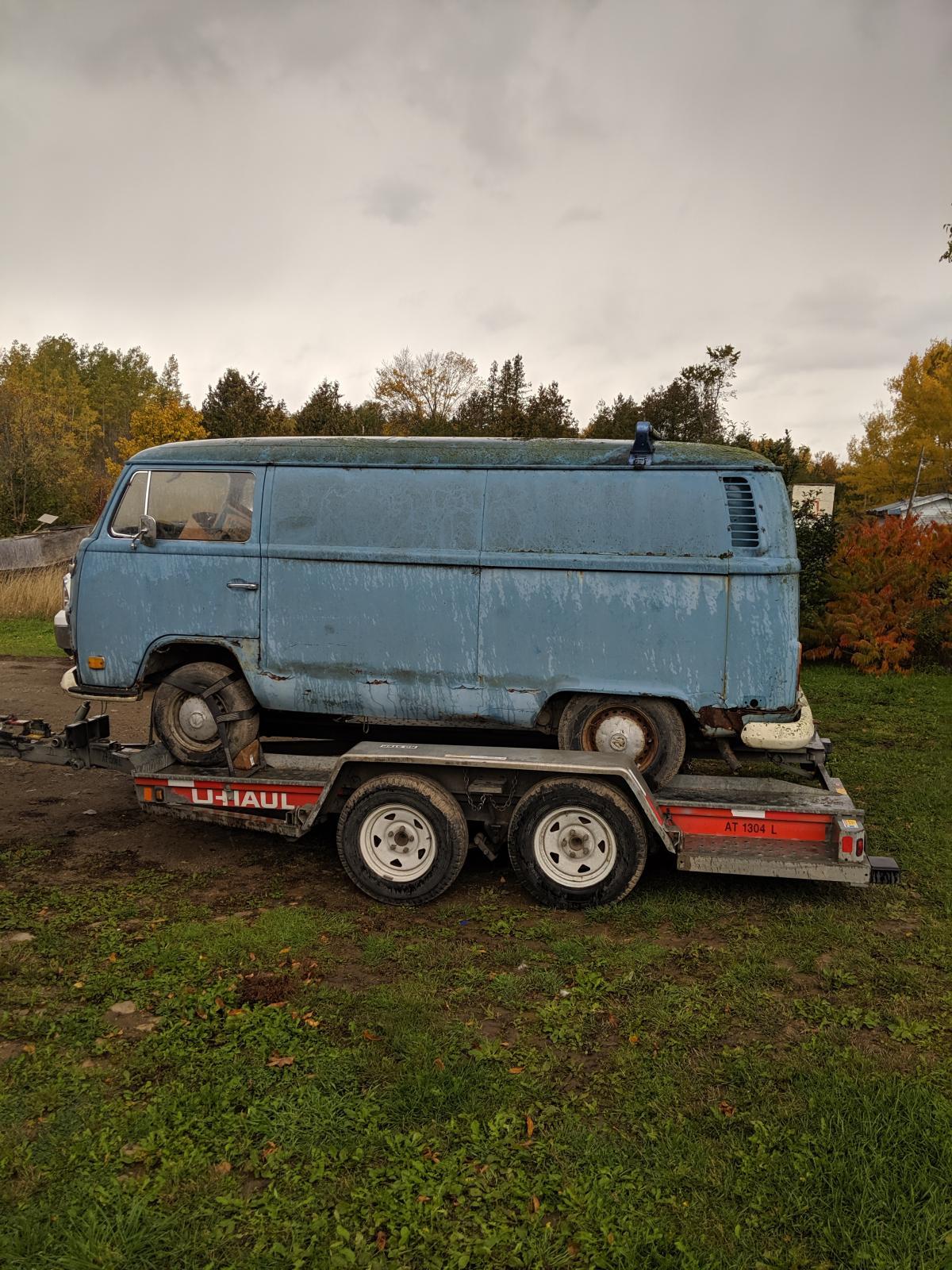 Pannel '72 blue