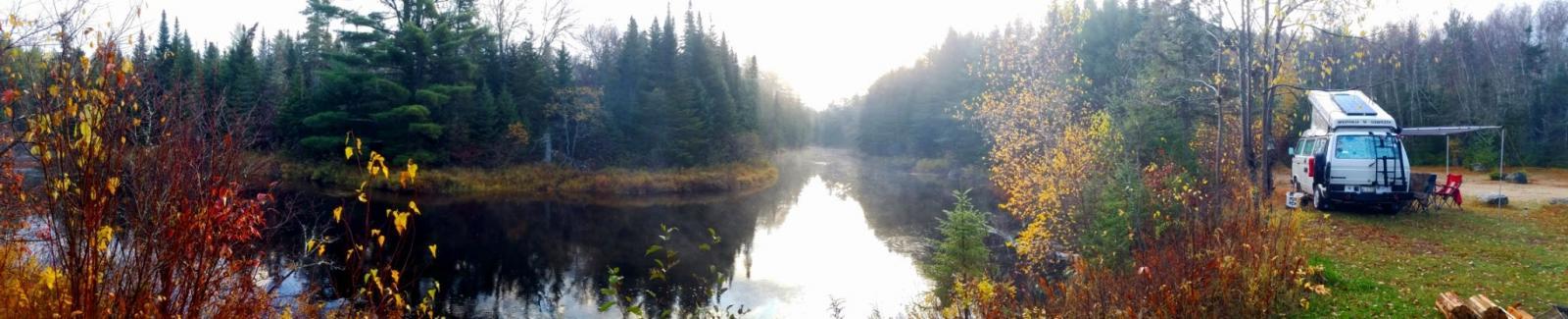 Machias River Corridor, Maine Public Lands
