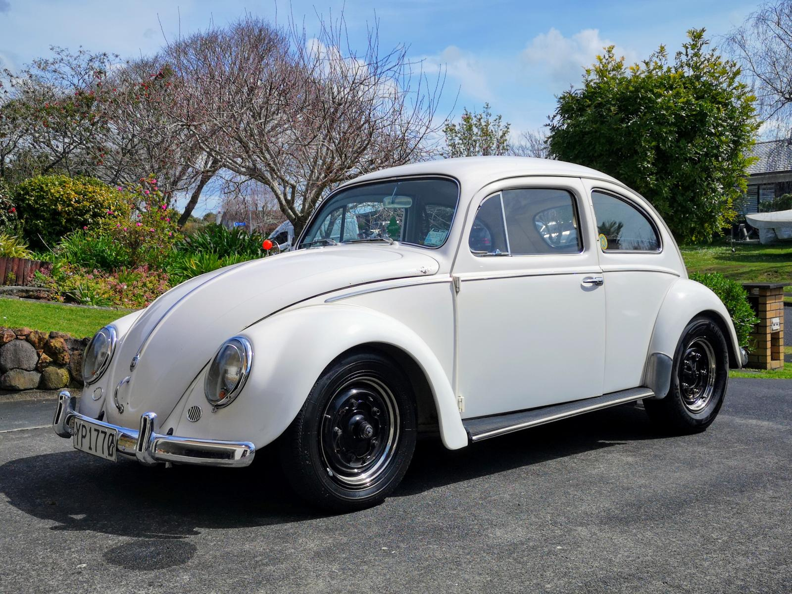 New Zealand CKD '58