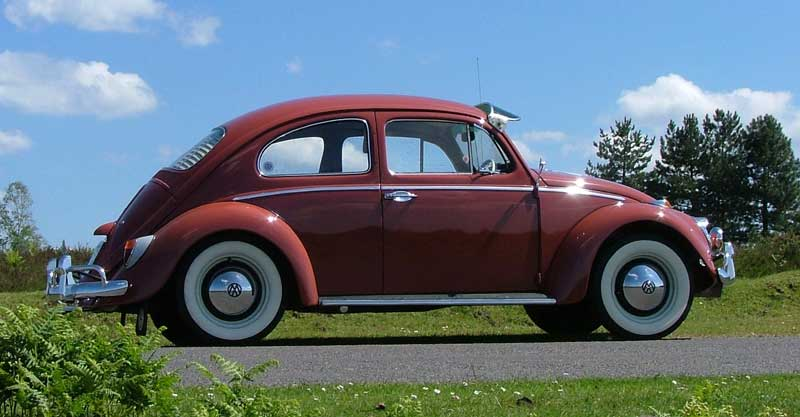 My '59 Judson Beetle