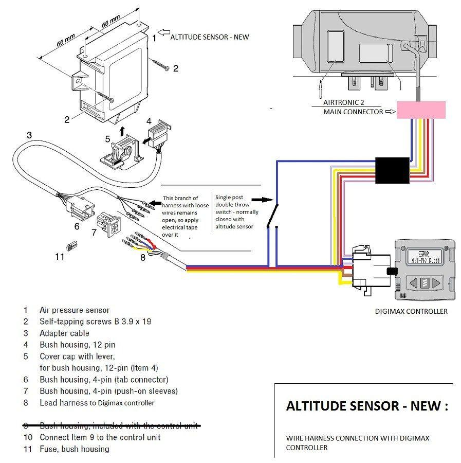 webasto heater wiring diagram thesamba com vanagon view topic espar b4 gas auxiliary  thesamba com vanagon view topic