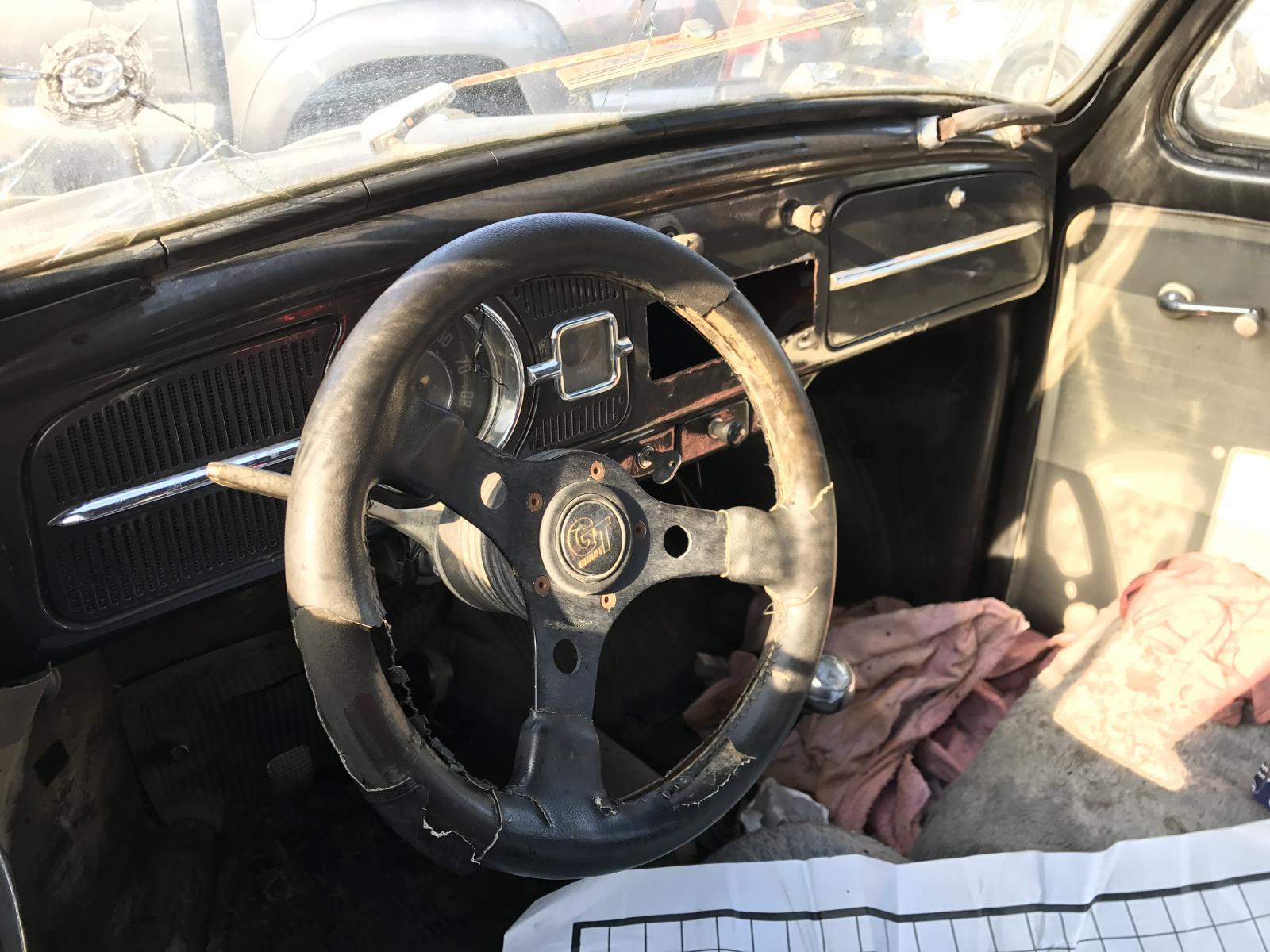 1963 Wolfsburg Volkswagen Beetle (Save)