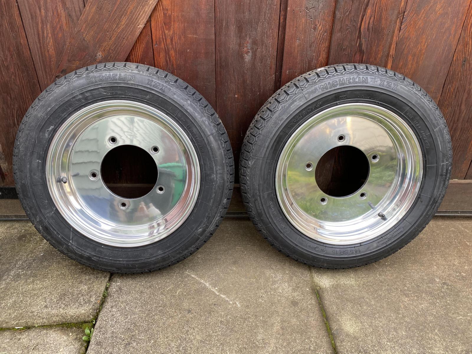 Michelin XZX 145 Tires
