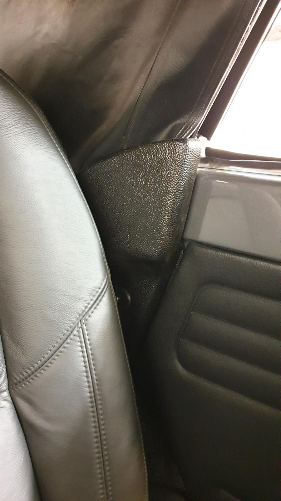 Hinge covers convertible