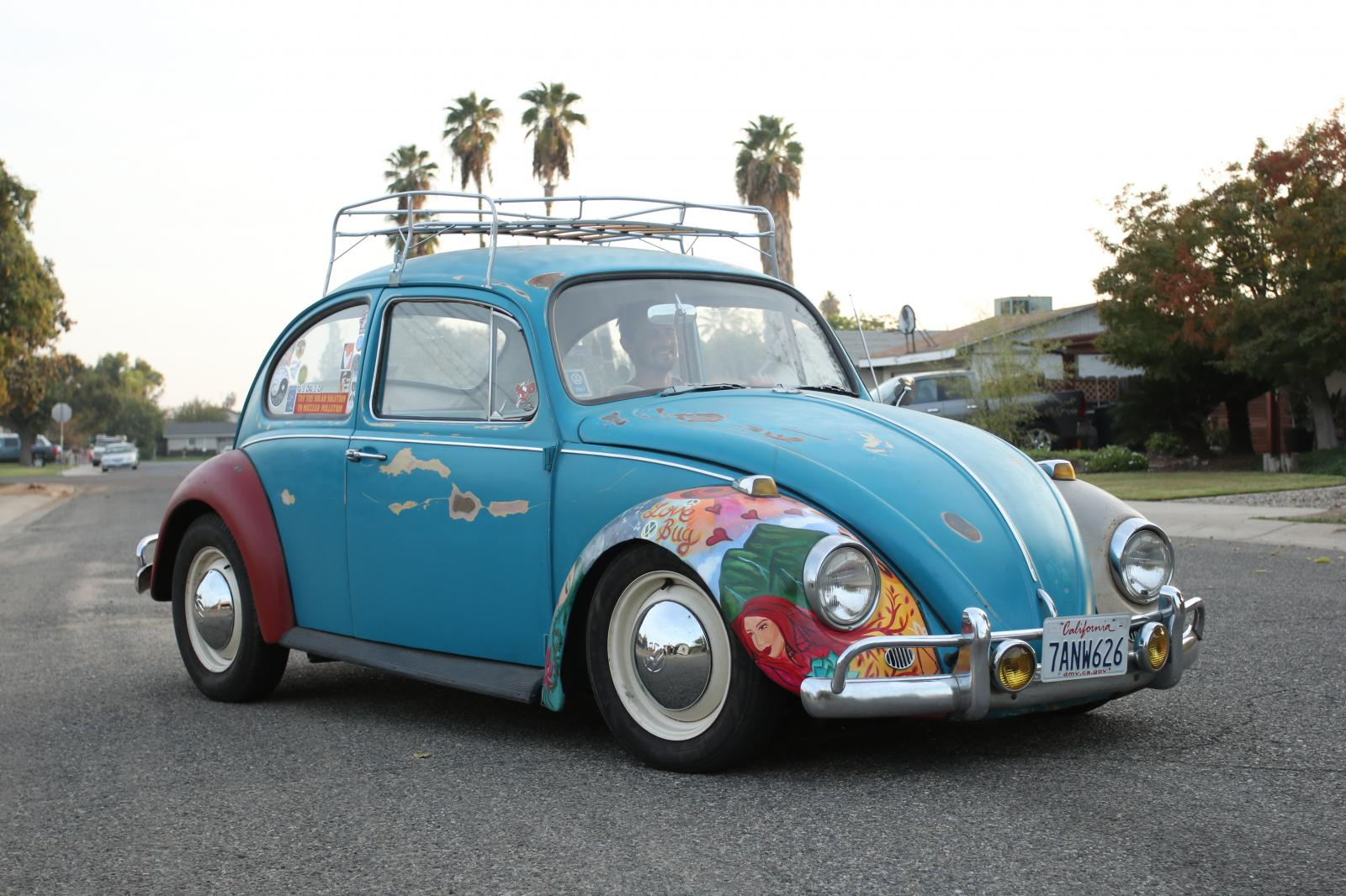 1967 VW Beetle.