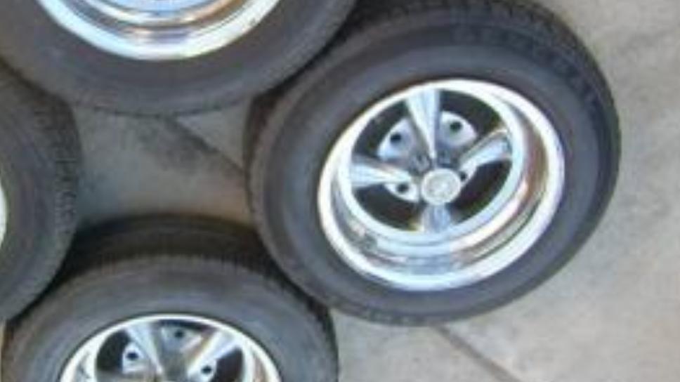 Rocket wheels