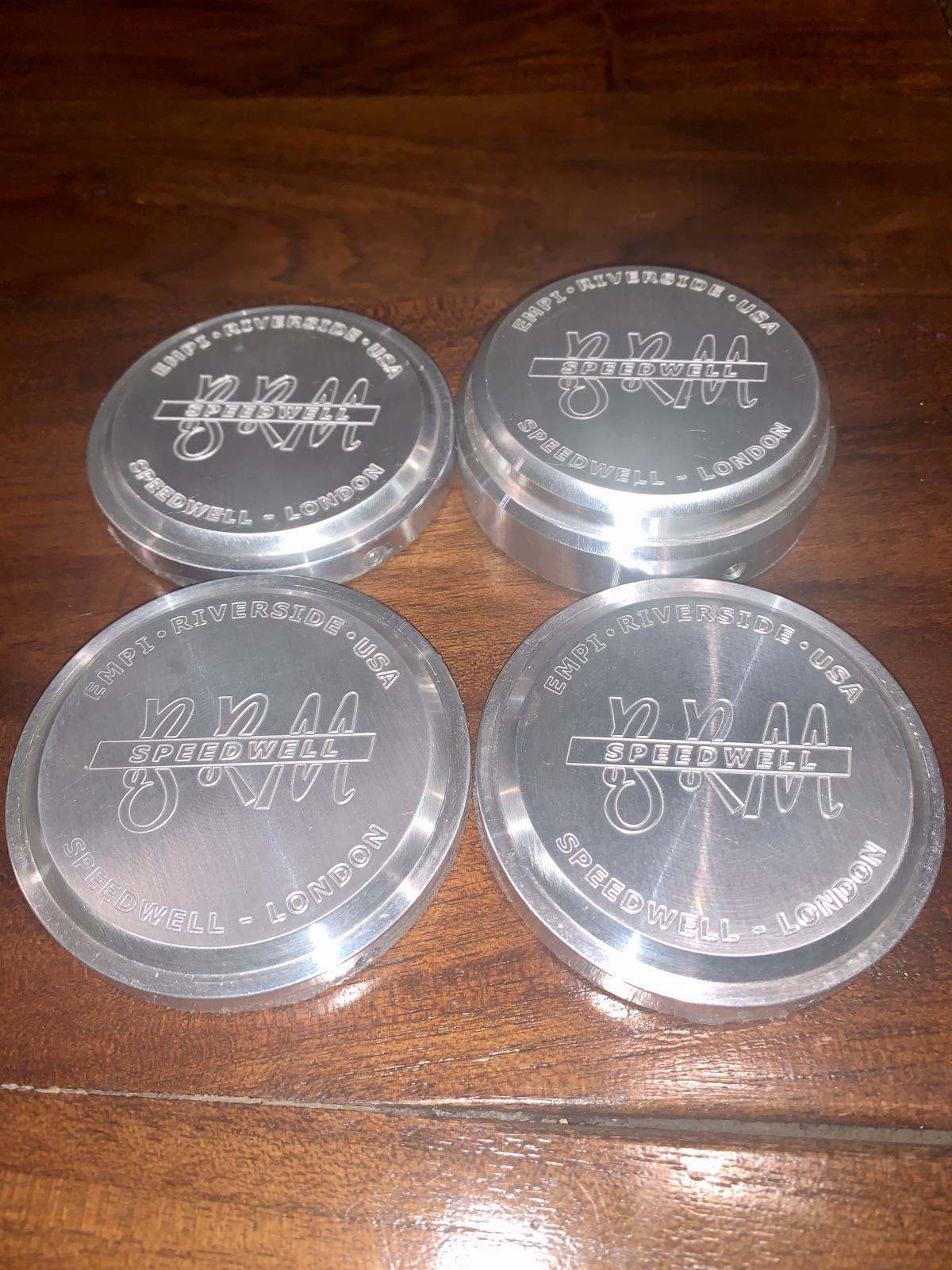 BRM Billet Caps