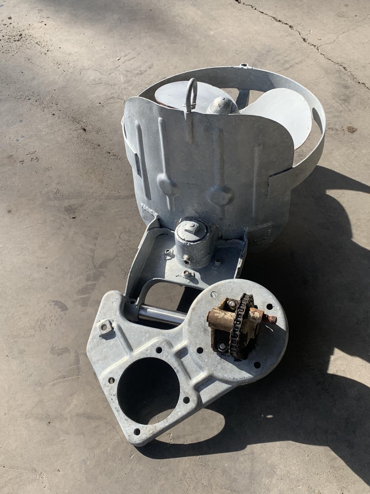 Propeller unit