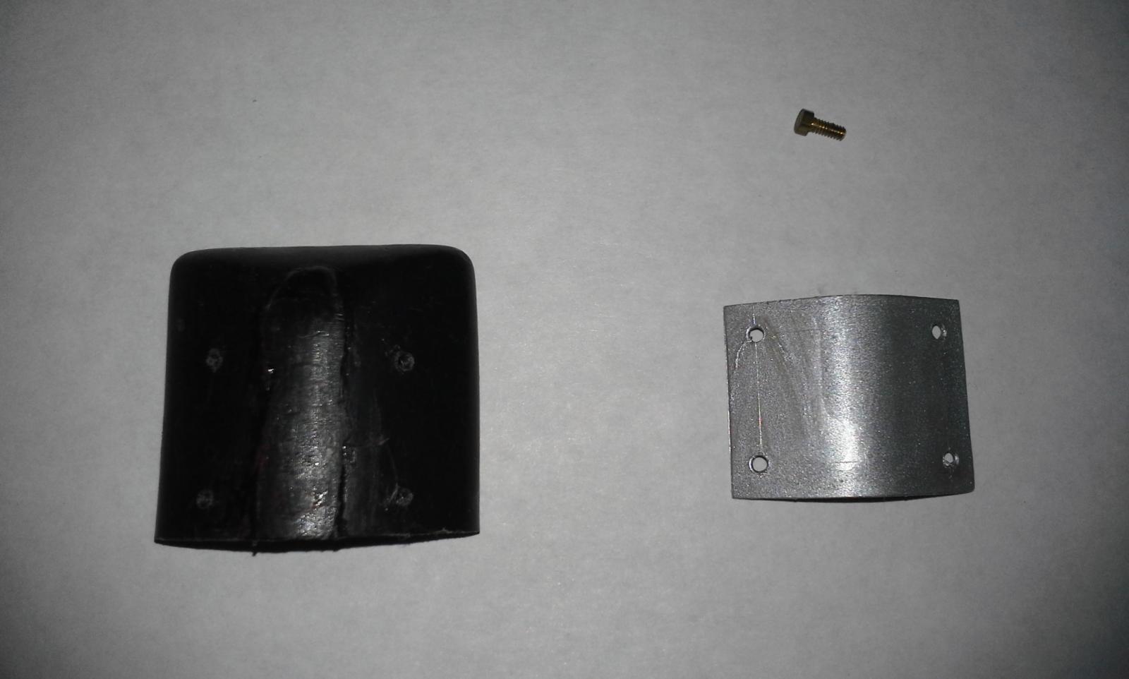73 type 3 seat for/aft knob repair