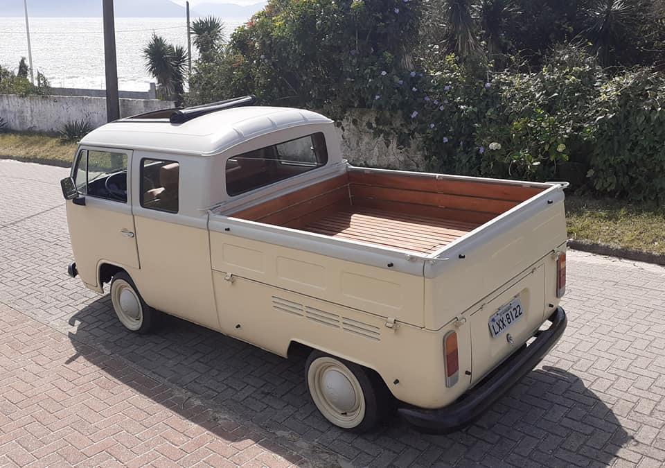 Brazil 1982 Double Cab