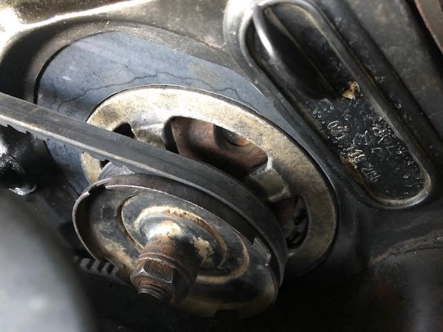 Alternator seal T4