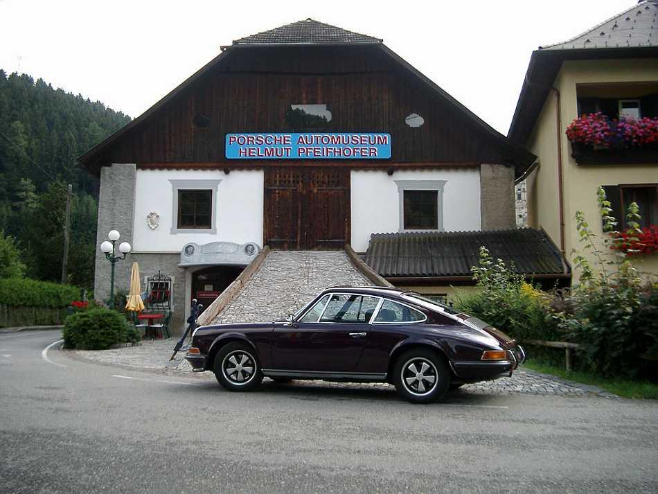 Porsche 911S MFI 1970