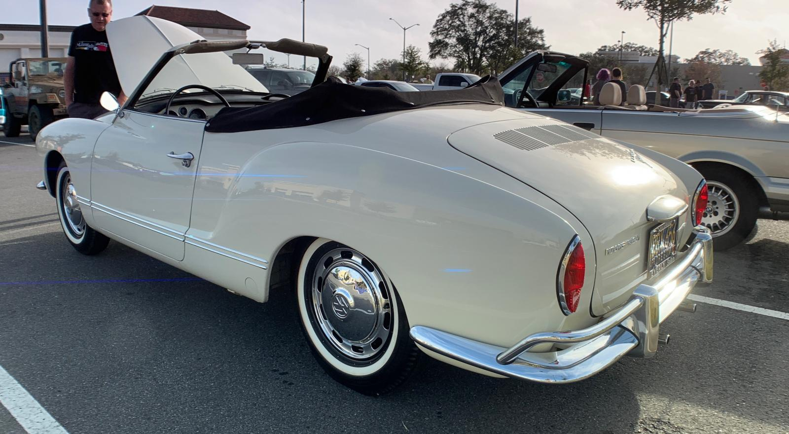 1966 Karmann Ghia convertible