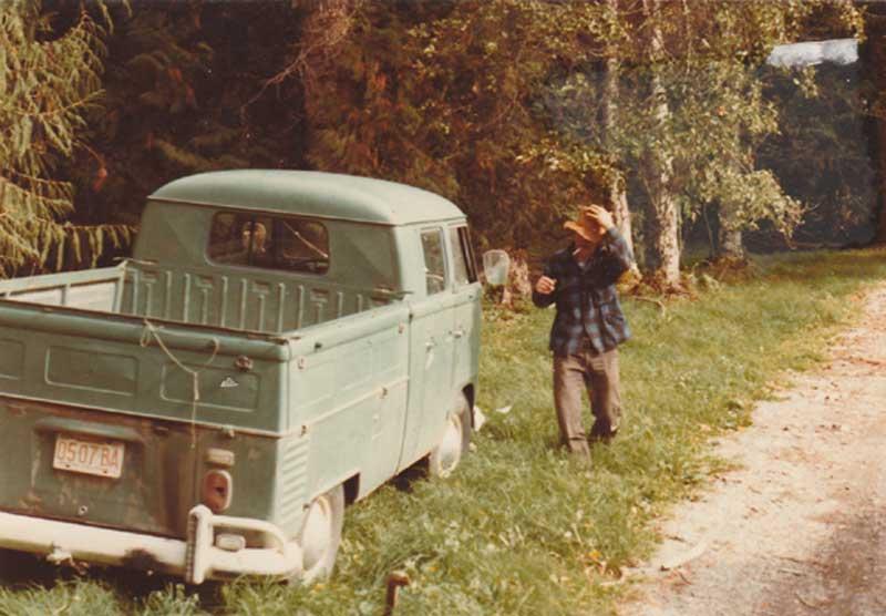 Tom Binns double cab