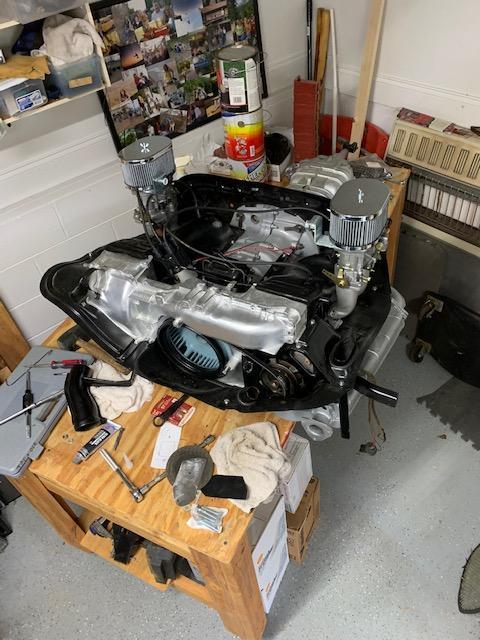 78 Bus Engine
